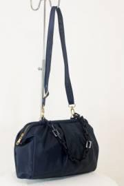 Дамска чанта тъмно син цвят 9153568