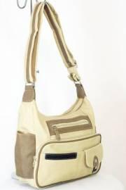 Дамска чанта в бежов цвят 9153570