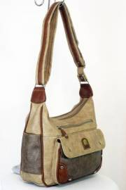 Дамска чанта бежов цвят  9153577