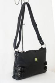 Дамска чанта черен цвят  9153587