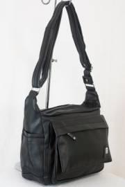 Дамска чанта черен цвят  9153588