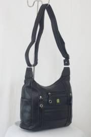 Дамска чанта черен цвят  9153591