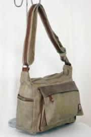 Дамска чанта бежов цвят  9153592