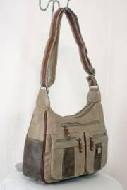 Дамска чанта бежов цвят  9153593