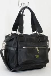 Дамска чанта черен цвят  9153595