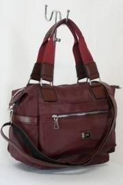Дамска чанта цвят бордо 9153596