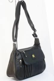 Дамска чанта черен цвят  9153616