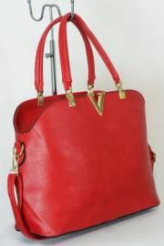 Дамска чанта червен цвят  9153649