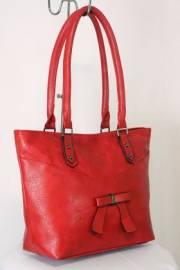 Дамска чанта червен цвят  9153654