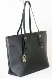 Дамска чанта черен цвят  9153657