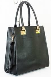 Дамска чанта черен цвят  9153676