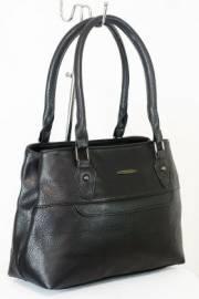 Дамска чанта черен цвят  9153677