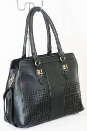 Дамска чанта черен цвят  9153681