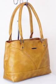 Дамска чанта светло кафяв цвят  9153688