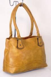 Дамска чанта светло кафяв цвят  9153689