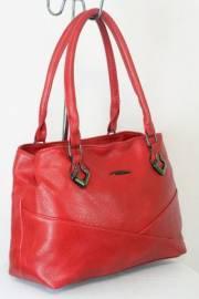 Дамска чанта червен цвят  9153690