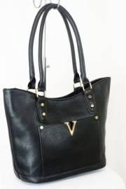 Дамска чанта черен цвят  9153693