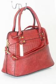 Дамска чанта черwен цвят  9153696