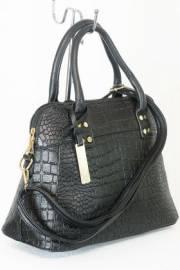 Дамска чанта черен цвят  9153697