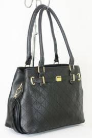 Дамска чанта черен цвят  9153698