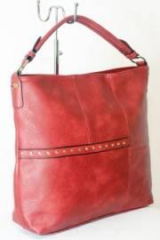Дамска чанта червен цвят  9153702