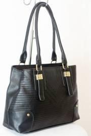 Дамска чанта черен цвят  9153705