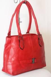 Дамска чанта червен цвят  9153706