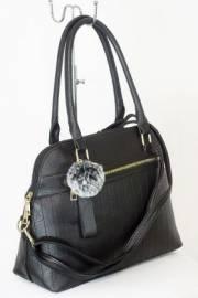 Дамска чанта в черен цвят 9153729