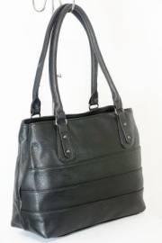 Дамска чанта черен цвят  9153740