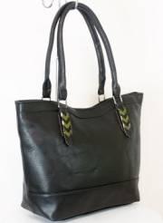 Дамска чанта черен цвят  9153741