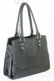 Дамска чанта черен цвят  9153747