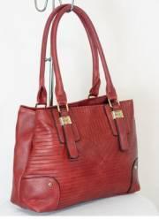 Дамска чанта червен цвят  9153761