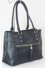 Дамска чанта черен цвят  9153767