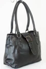 Дамска чанта черен цвят  9153770