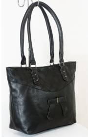 Дамска чанта черен цвят  9153777