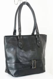 Дамска чанта черен цвят  9153779