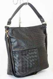 Дамска чанта черен цвят  9153783