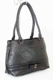 Дамска чанта черен цвят  9153790