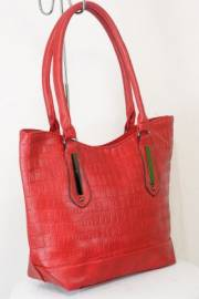 Дамска чанта червен цвят  9153803
