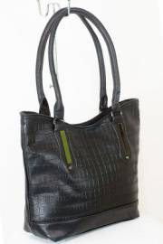 Дамска чанта черен цвят  9153804