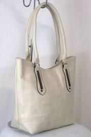 Дамска чанта в екрю 9153806