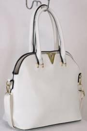 Дамска чанта в бял цвят 9153840