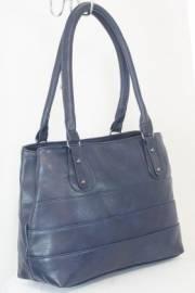 Дамска чанта тъмно син цвят  9153851