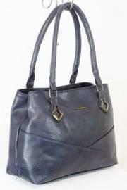 Дамска чанта тъмно син цвят  9153862