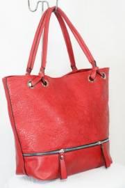 Дамска чанта червен цвят  9153869