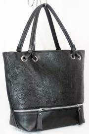 Дамска чанта черен цвят  9153870