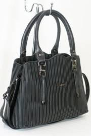 Дамска чанта в черен цвят 9153874