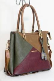 Дамска многоцветна чанта 9153880