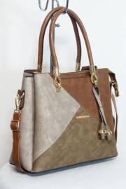Дамска многоцветна чанта 9153881
