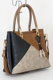 Дамска многоцветна чанта 9153883